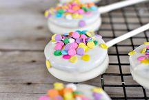 Sweets&Treats  / by Jessica Smith