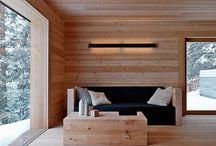 Glass, Timber & Wool