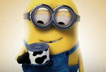Minions ❤️ / by Debbie Sumpter