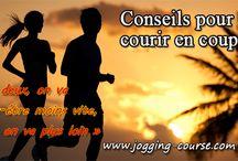 Conseil pour courir