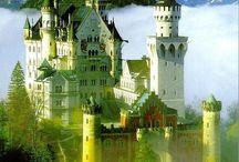 Borge og slotte