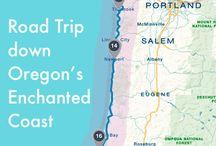 Oregon Coastline Road Trip 2016