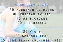 workout week