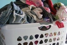 Cleaning & Organization / by Janae Yearsley