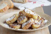 pains perdus sucrés/salés