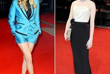 Red Carpet Looks / Here are some of our favorite red carpet styles.