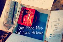 Care packages & Gift Ideas