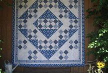 Quilting / inspiration/ideas for artistic quilts for the home / by Jennifer Davis