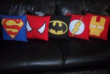 super herois festa