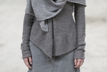 Oh So Grey / Grey Color Inspiration for Style and Sewing Inspiration