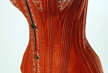 Corsets & clothing