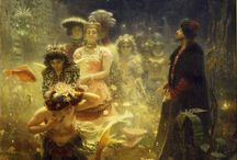 Painters - Ilya Repin
