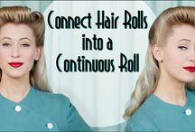Ways to use the Roll & Go Hair Tool