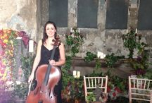 Background Music for Weddings / Various acts suitable for music to be played in the background of weddings in London.  String quartets, small jazz bands, acoustic duos and other acts for hire that will provide a perfect musical backdrop for a perfect day.