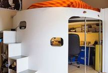 Small spaces / Interior small spaces