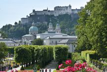 Austria-Salzburg-Carinthia-Klágenfurt