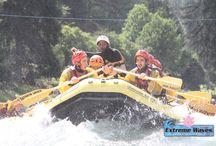 Extreme Waves Rafting 6 Agosto 2014