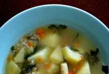 soups, zupy, soepen