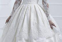 Brudklänning till Nika