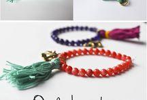 Bracelets etc