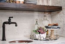 Kitchen at Eco Chic store