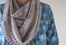 Crochet scarves ~ cowls ~ shawls