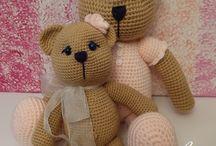 OsitosDulces / Cute baby bear  #Ositos Dulces #Doll crochet #Amigurumisdolls #Crochet #Muñeca a crochet #Ganchillo #dollcrochet #Amigurumis #osita a crochet #Amigurumipattern #Doll #Dollspatterns #Amigurumibear #Teddy bear