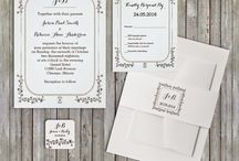 Vintage Floral Wedding Theme / Vintage and flowers, what can go wrong with the simple and elegant wedding theme?