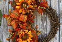 Осень / Осенние декорации, фоны, настроение