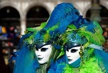 Carnival in Venice / Carnival celebration in Venice, Italy / by Sean Dugan