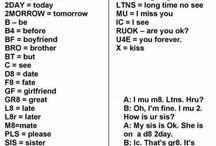 sms english