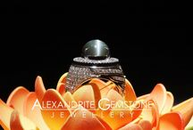 AG Signature Jewellery / Alexandrite Gemstone & Jewellery Signature Collection