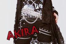Akira Brock Fashion