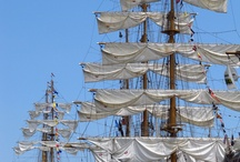 帆船・船・舟等…