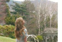 ELLE girl 9月号 「Sweet memories」 / Styling:KEIKO HITOTSUYAMA