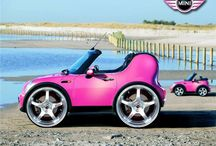 Cool Cars / by Allyce Langton