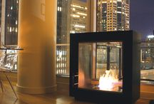 Fancy Fireplaces / Modern? Classic? Exclusive? Whatever the style, as long as it is unusual, you will find that fireplace here!