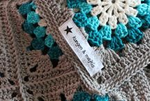 Knitting and Crochet things