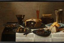 Kitchen XVII century