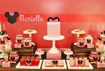 Mickey & Minnie party ideas / 3rd birthday!!!!
