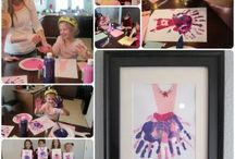 Ballerina Party for Micaela