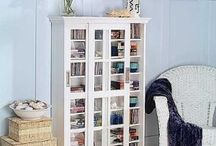 Storage ideas for the home...