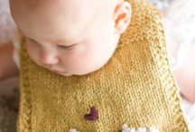Knitting - Babies and toddlers