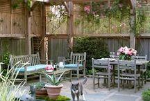 Yard Ideas / by Christina Blitch