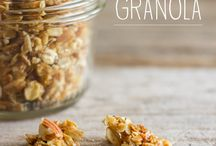 Granola and Muesli