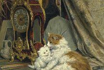 beautiful animal paintings