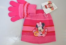 Komplety zimowe dziecięce Myszka Minnie / http://onlinehurt.pl/?do_search=true&search_query=myszka+minnie