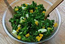 Salads / by Sarah Wareham