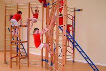 Indoor playground ideas