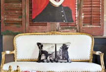 Interiors / by Silvia Freile
